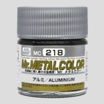 Mr Metal Color - Aluminium